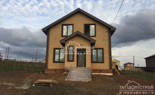 кирпичный дом 100 м2